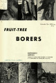 Fruit-tree borers
