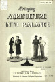 Bringing agriculture into balance: 1947 annual report Extension Service