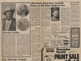 Newspaper Articles on Quapaw Indians