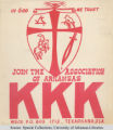 Ku Klux Klan Recruitment Poster