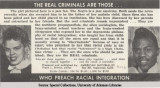 Anti-Race Mixing Advertisement, 1