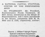 A National Capital Cultural...
