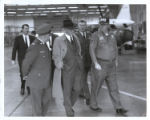 Inspection Tour of Eaker Air Force Base