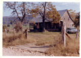 George Fisher Home in Timbo, Arkansas, View from Driveway Entry