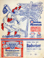 Official Program Arkansas Travelers