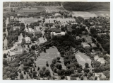Aerial view of U of A Campus