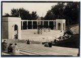 U of A Campus -- Chi Omega Greek Theatre
