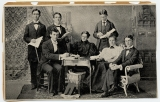 Staff of the Ozark, 1896