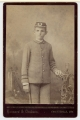 John Clinton Futrall, as a boy in uniform of AIU
