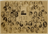 Fayetteville High School Senior Class of 1922