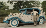 Decorated Automobile