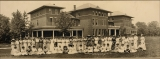 Carnall Hall residents, 1913