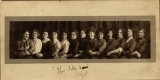 Idle Hour Club members in 1913