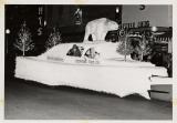 Christmas Parade Float -- Central Tire Company