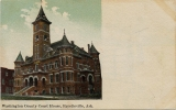 Washington County Court House, Fayetteville, Ark.