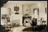 Interior of W. S. Campbell home