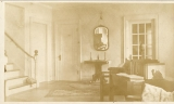 Campbell house, interior, Lafayette Street, Fayetteville, Ark.