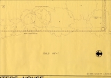 Landscaping plans for Headquarters House, Fayetteville, Ark.