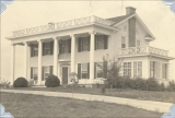 Roy Williams residence, Mt. Sequoyah, Fayetteville, Ark.