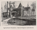 Agricultural Chemistry--Bacteriological Laboratories