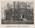 Administration Hall, College of Agriculture