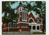 First Christian Church, Fayetteville, Ark.
