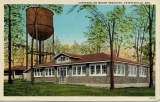 Cafeteria on Mount Sequoyah, Fayetteville, Ark