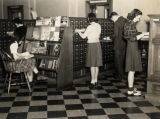 Main Library - Card Catalog