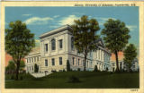 Vol Walker Memorial Library Postcard.