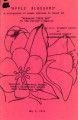 "Apple Blossoms: A collection of poems written in honor of """"Arkansas State..."