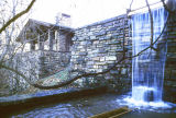 Parsons Residence Waterfall